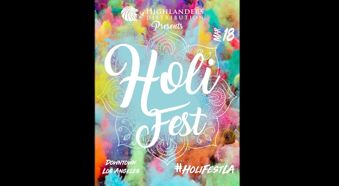 Holi Fest LA