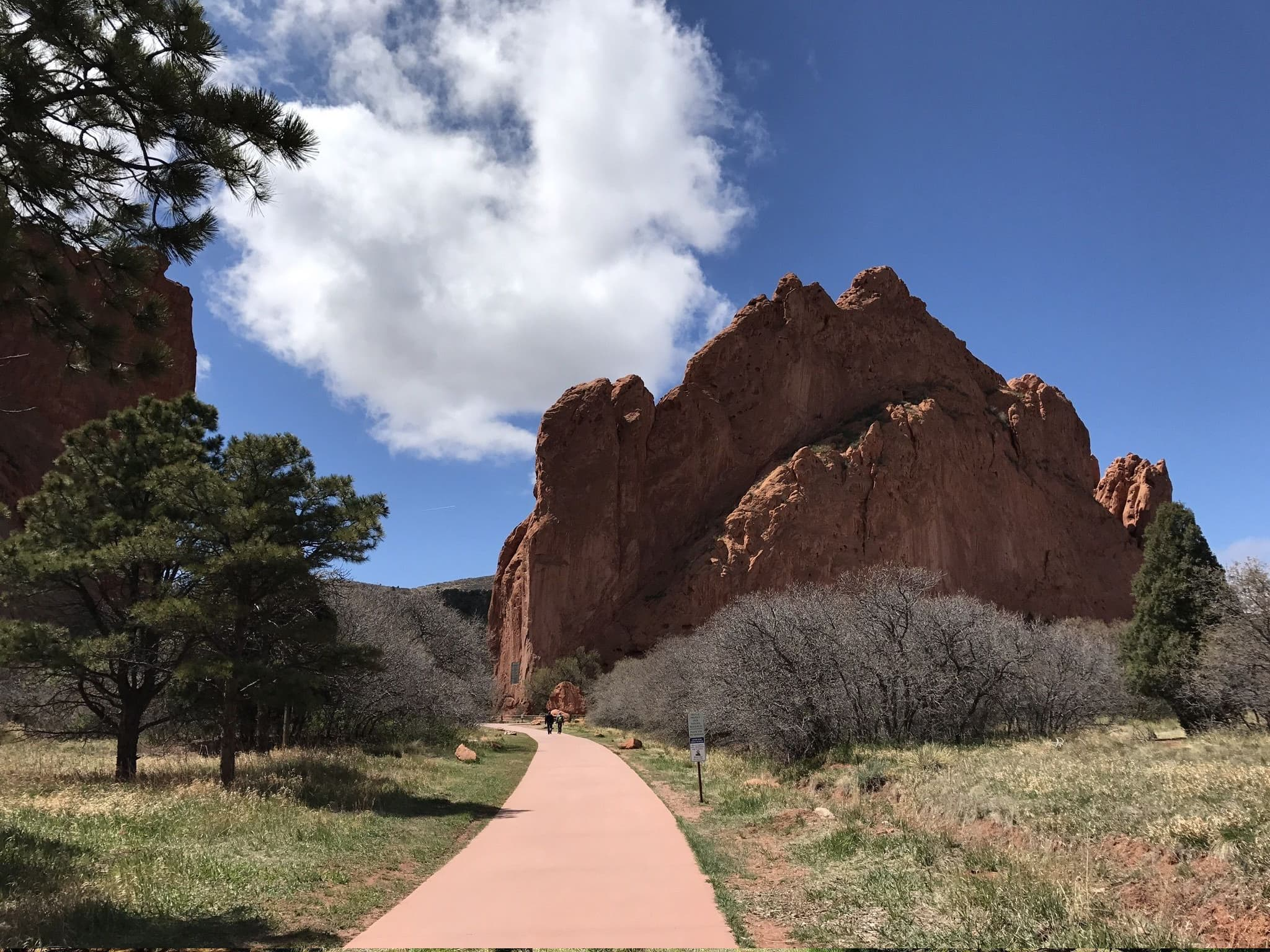 Garden of the Gods Loop: July 2018