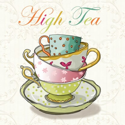 LADIES HIGH TEA