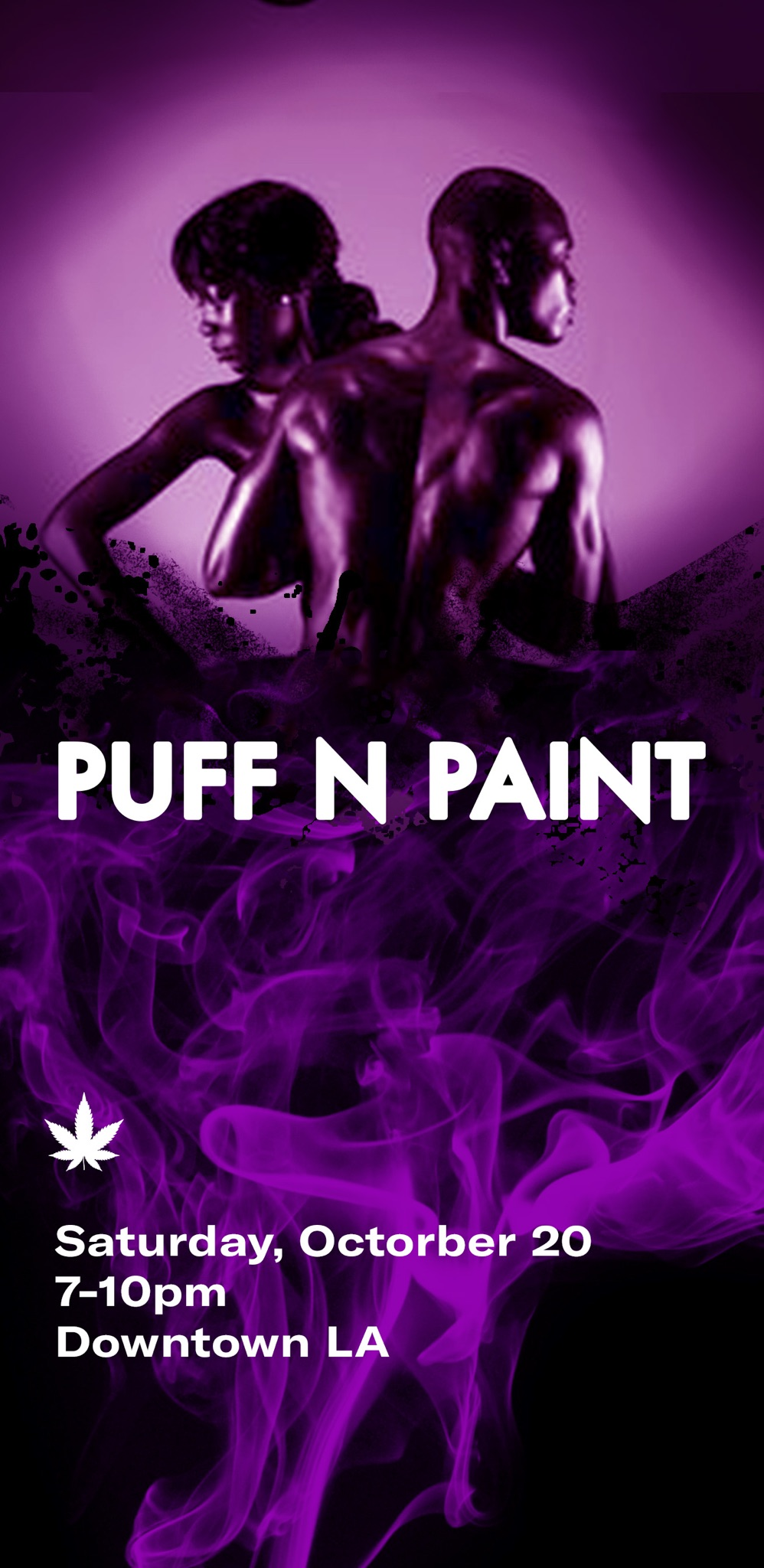 Puffn'PaintLA