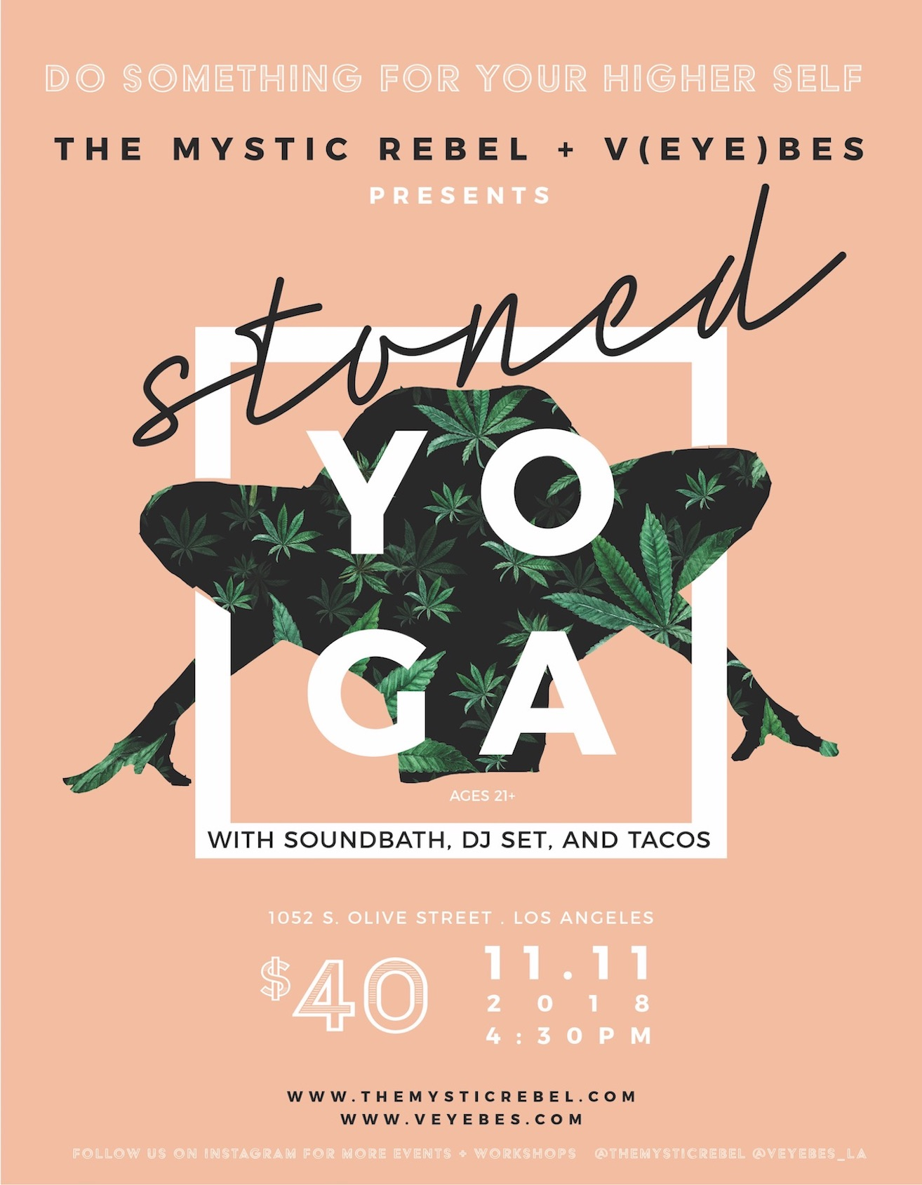 Stoned Yoga x Soundbath