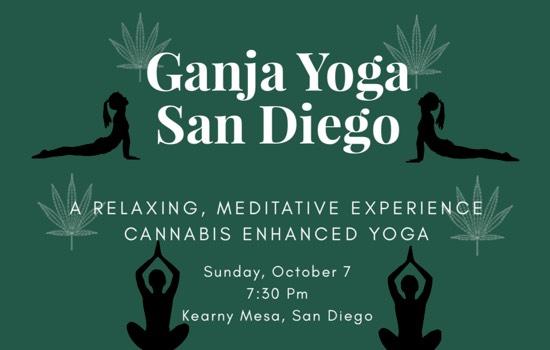 Ganja Yoga October 7