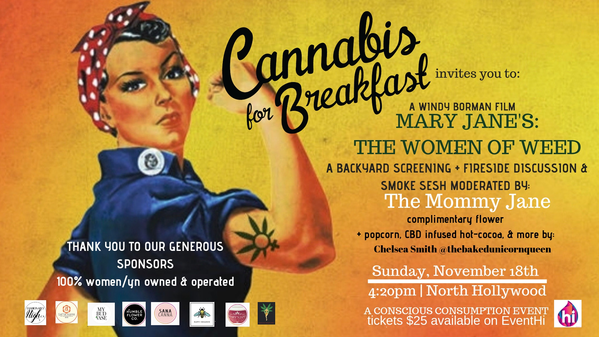 MARY JANE'S: THE WOMEN OF WEED