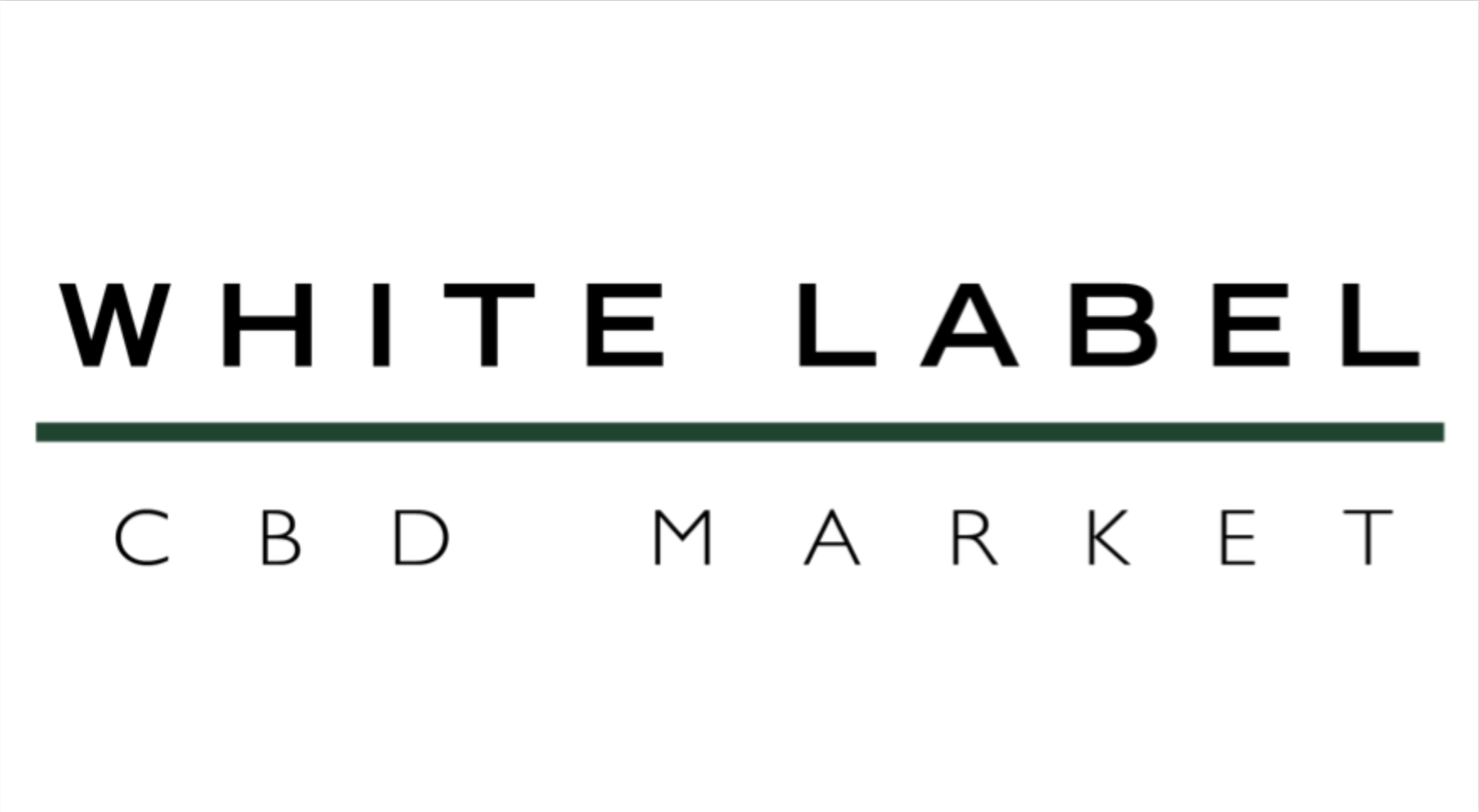 WHITE LABEL CBD HOLIDAY MARKET