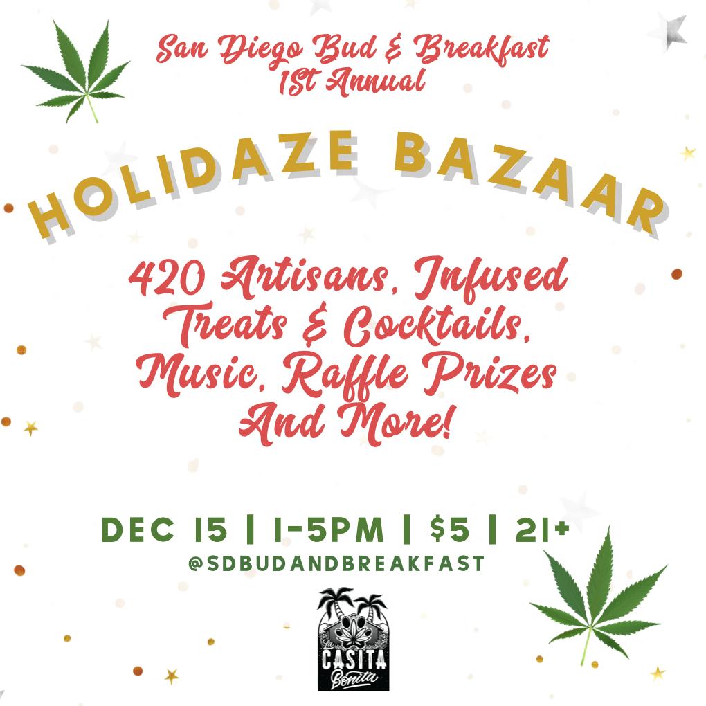 Holidaze Bazaar