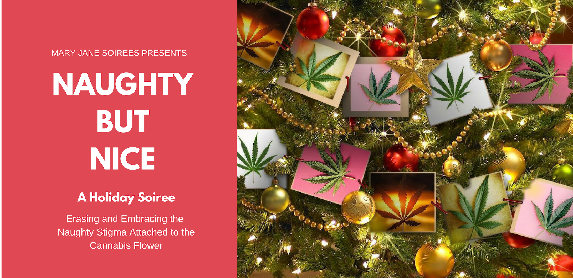 Naughty but Nice a Mary Jane Holiday Soiree