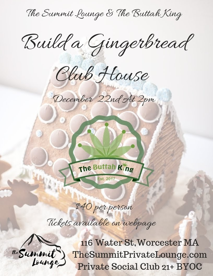 Build a Gingerbread Club House