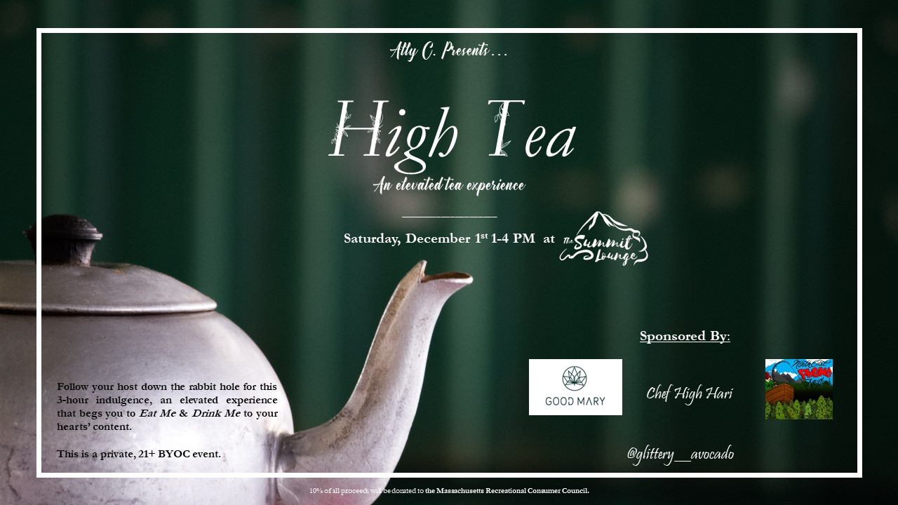 Ally C. Presents... High Tea at The Summit Lounge