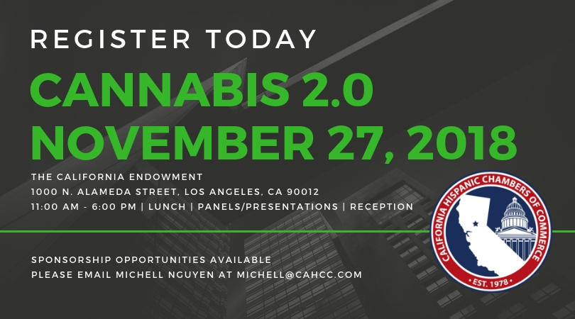 Cannabis 2.0 Workshop | Los Angeles, California