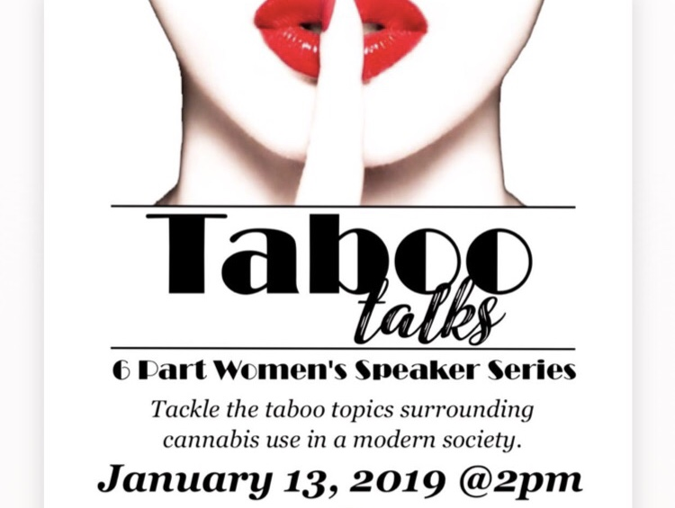 Taboo Talks: 6 Part Women's Speaker Series