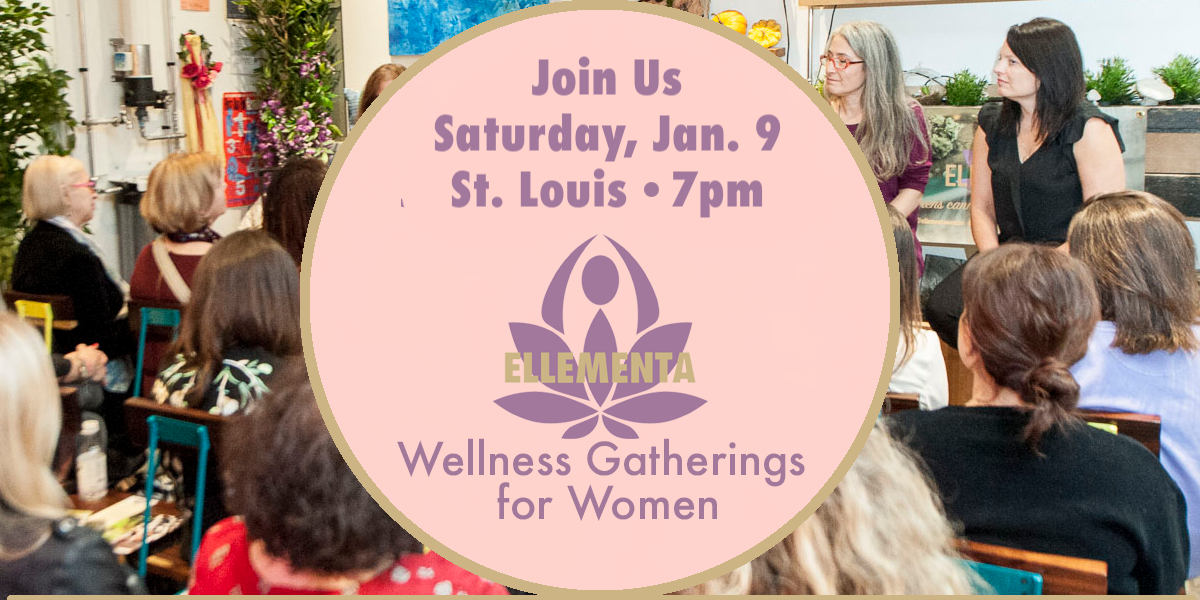 "Ellementa St. Louis: ""A Woman's Guide to Cannabis"" for the New Year"