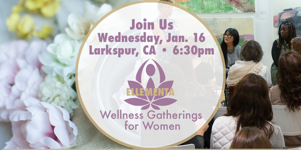 "Ellementa Marin (Larkspur): ""A Woman's Guide to Cannabis"" for the New Year"