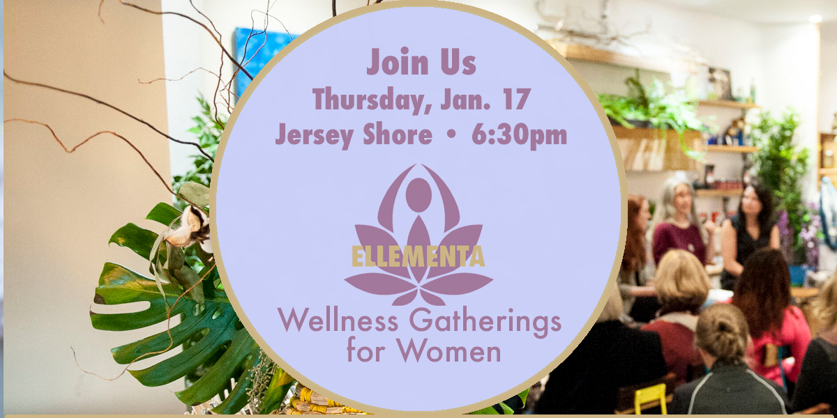 "Ellementa Jersey Shore:  ""A Woman's Guide to Cannabis"" for the New Year"