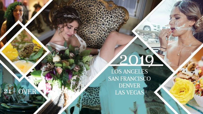 Cannabis Wedding Expo: San Francisco