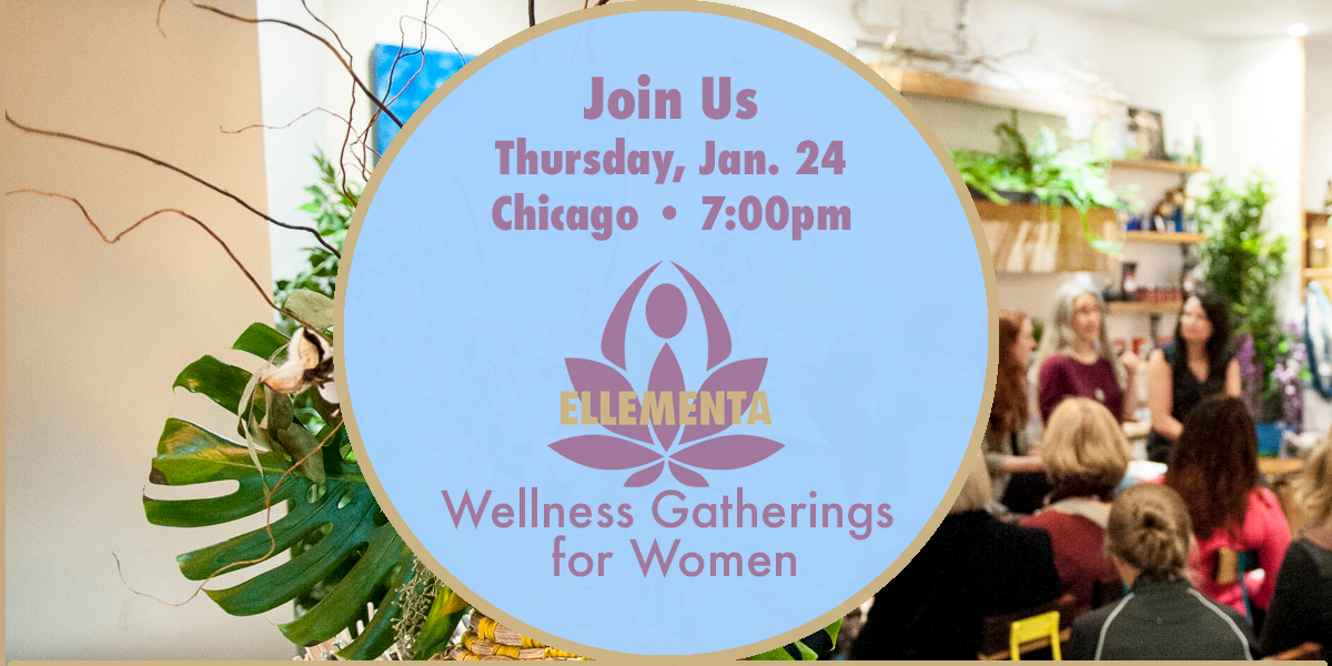 "Ellementa Chicago: ""A Woman's Guide to Cannabis"" for the New Year"