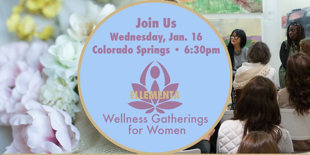 "Ellementa Colorado Springs: ""A Woman's Guide to Cannabis"" for the New Year"