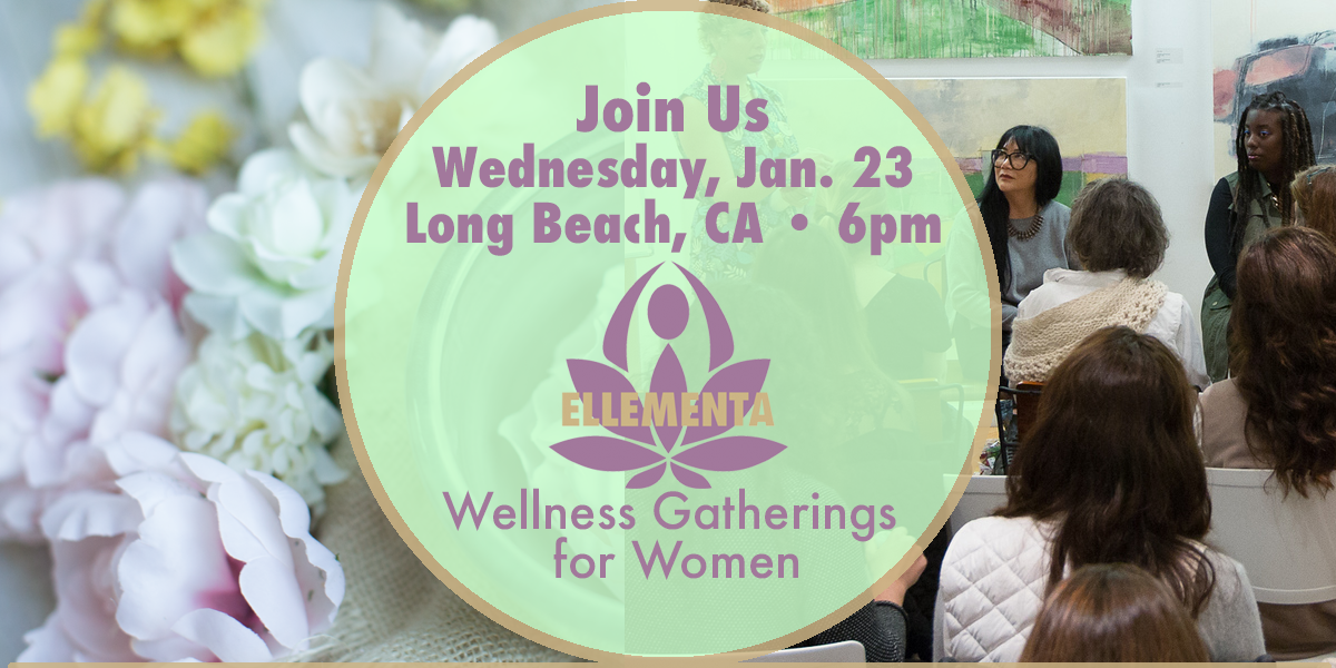 "Ellementa Long Beach: ""A Woman's Guide to Cannabis"" for the New Year"