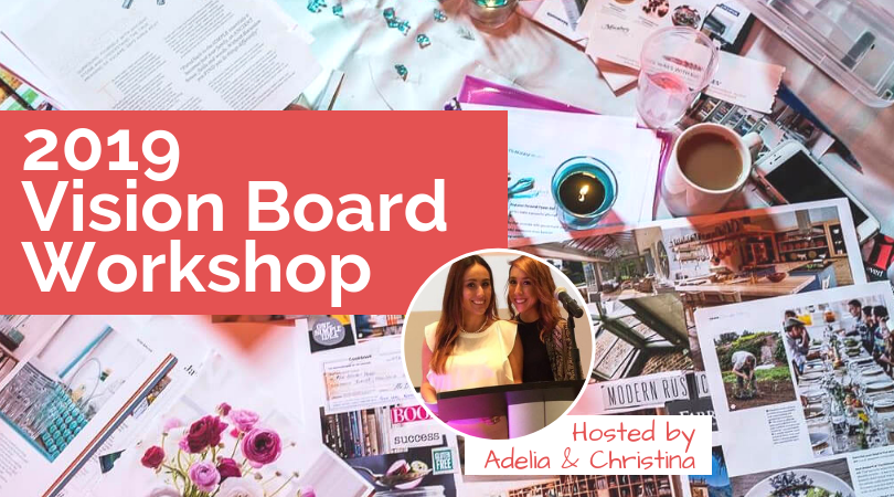 2019 Vision Board Workshop
