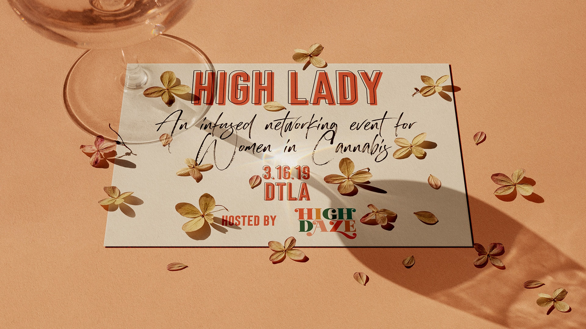 High Lady - Infused Networking For Women In Cannabis