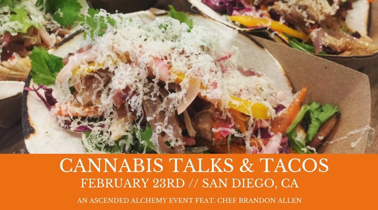Cannabis Talks & Tacos