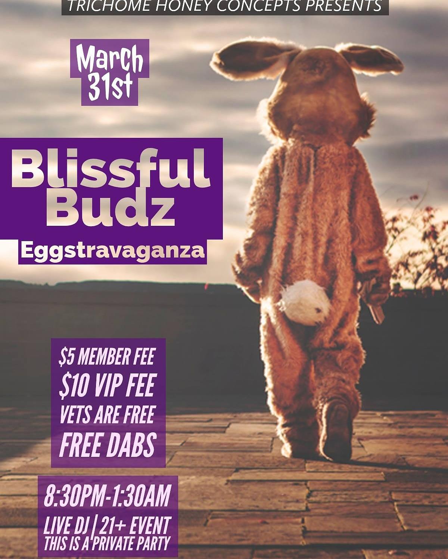 Blissful Budz Eggstravaganza