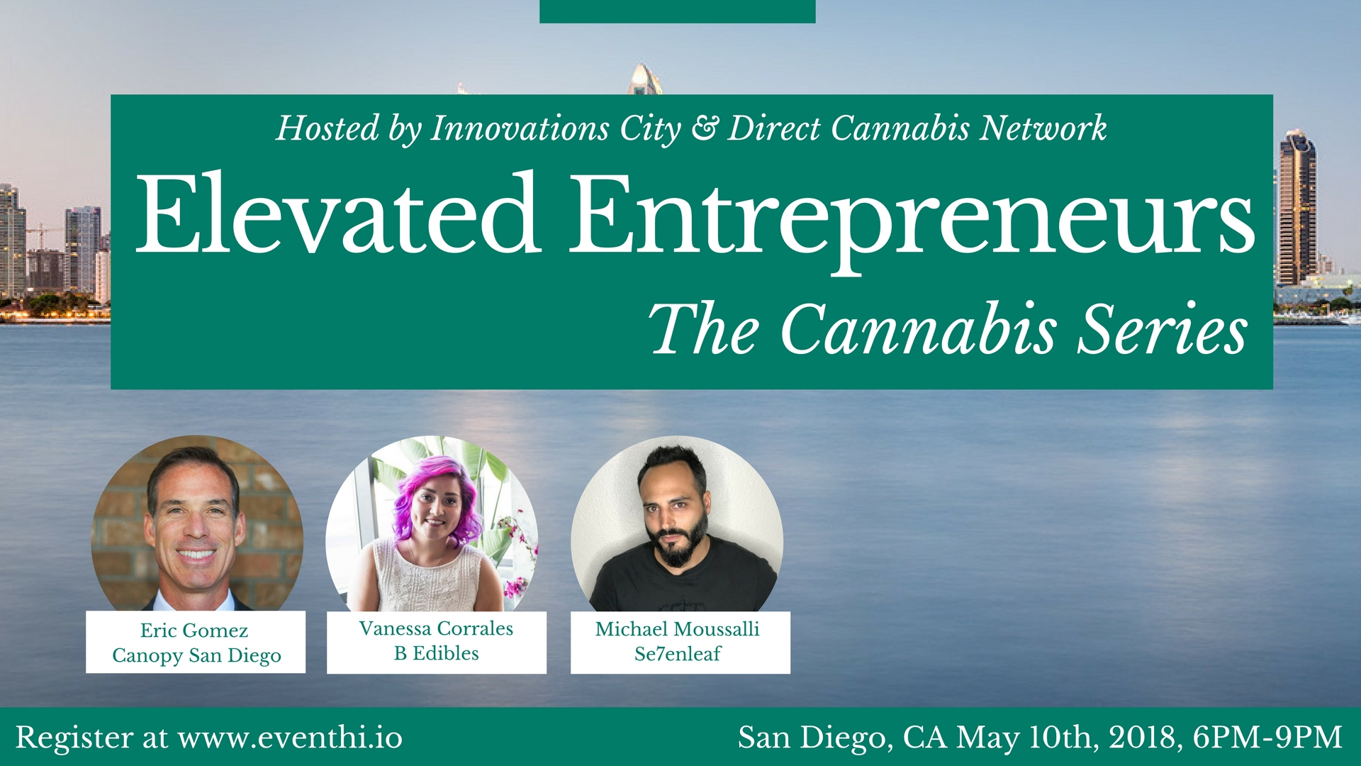 Elevated Entrepreneurs: The Cannabis Series