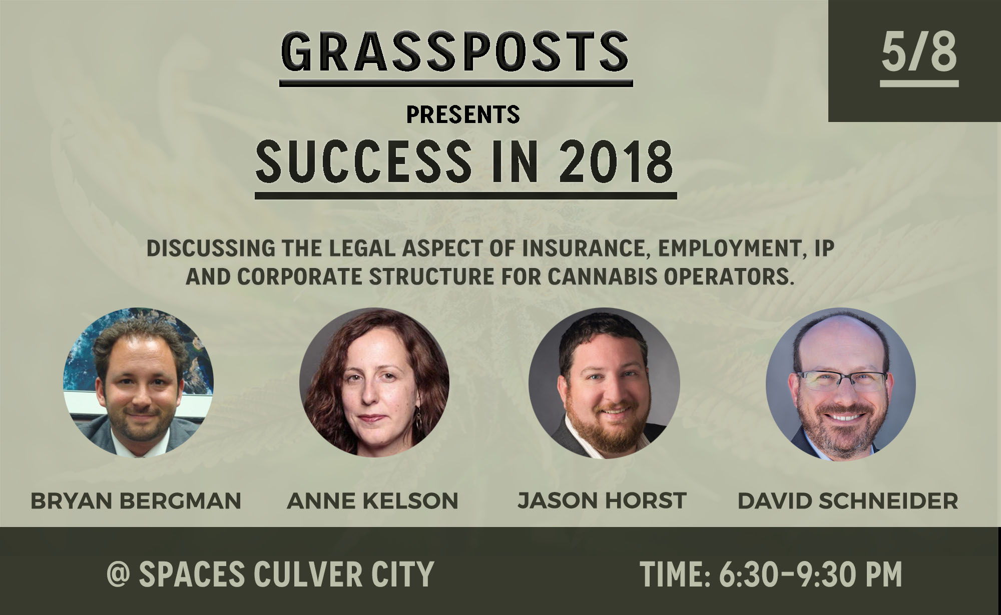 Legal AMA for Cannabis Operators