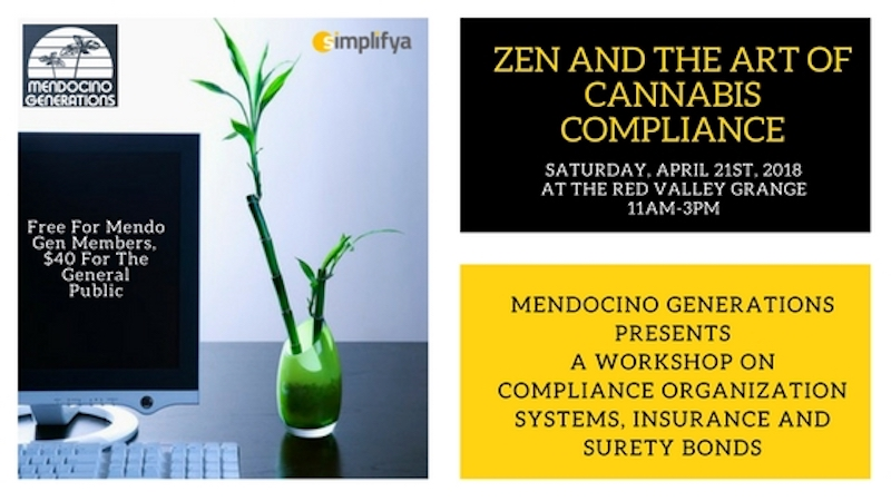 ZEN ANDTHE ART OF CANNABIS COMPLIANCE