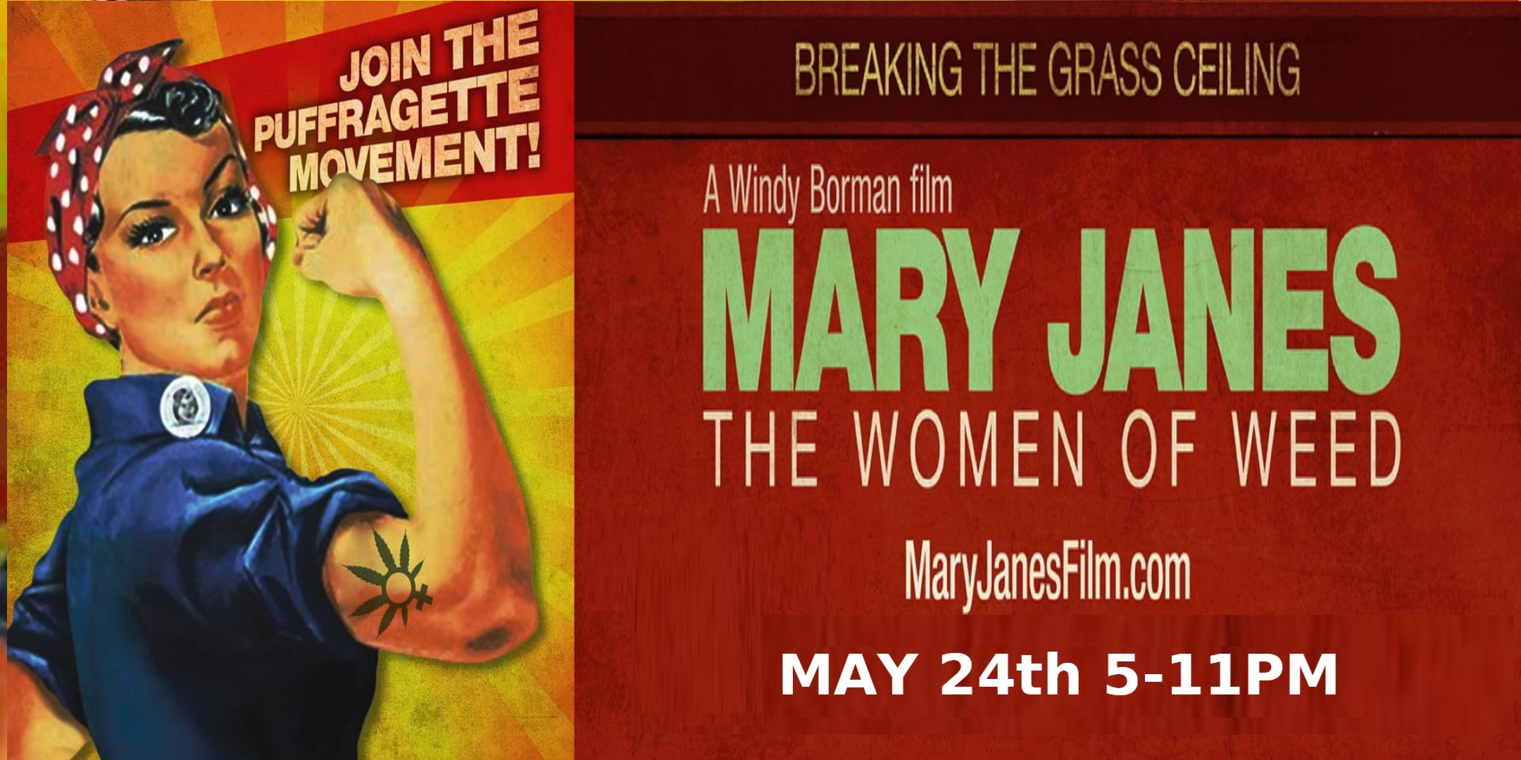 Mary Janes: The Women of Weed  (Sponsorship)