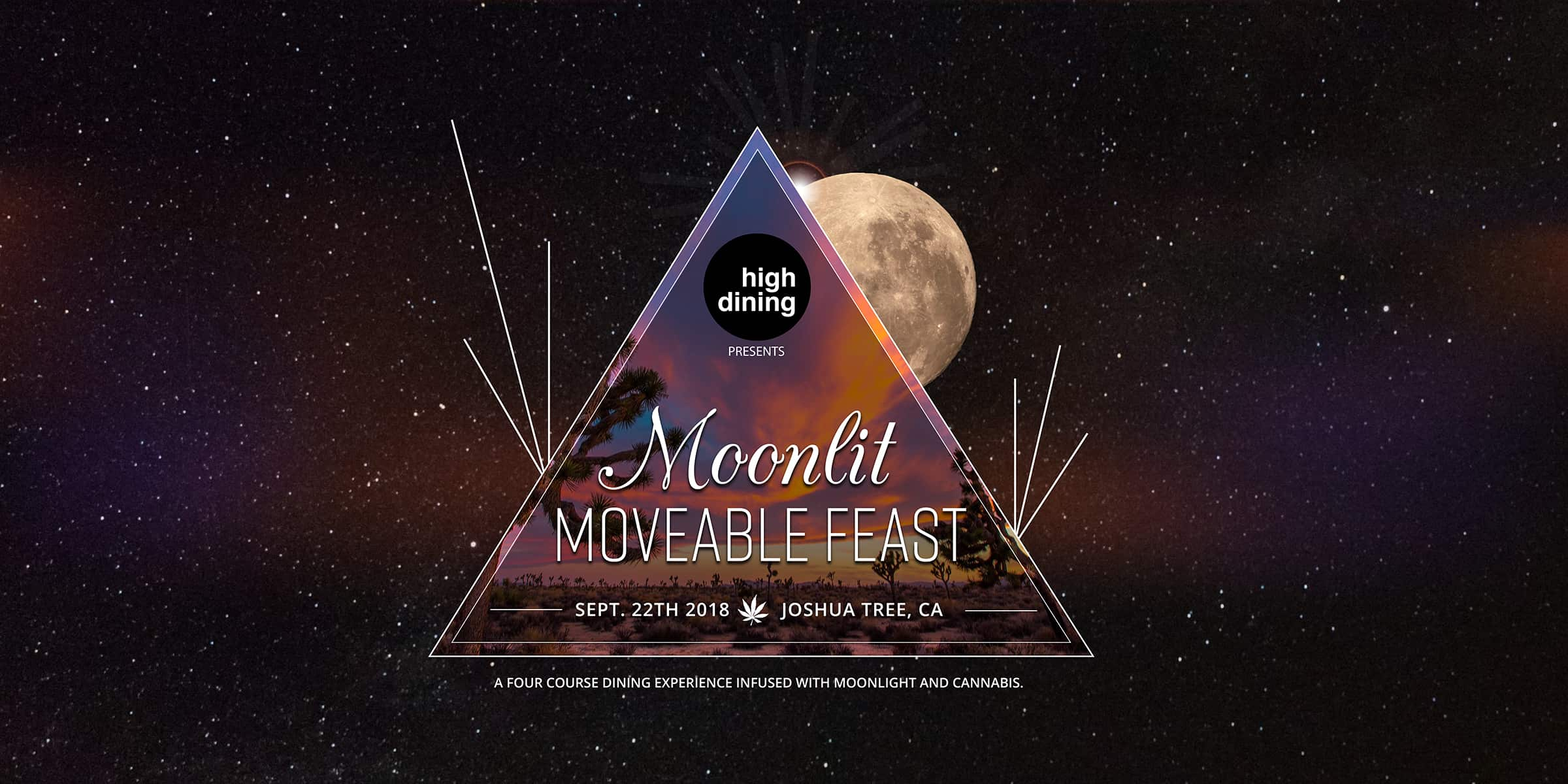 Moonlit Moveable Feast