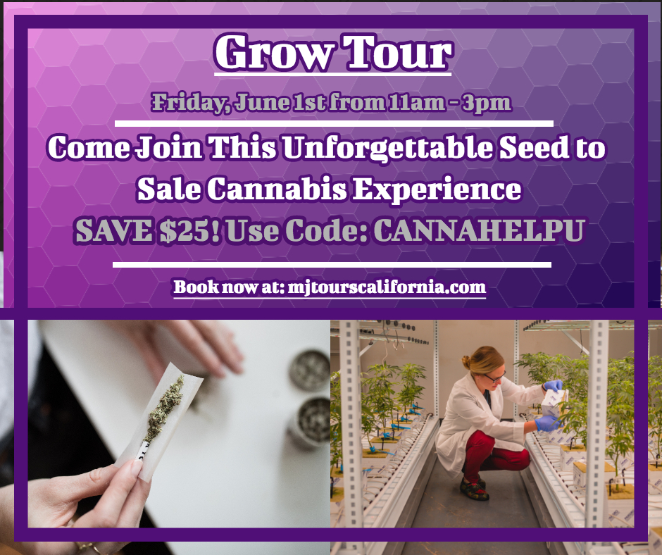 Grow Tour Friday, June 1st