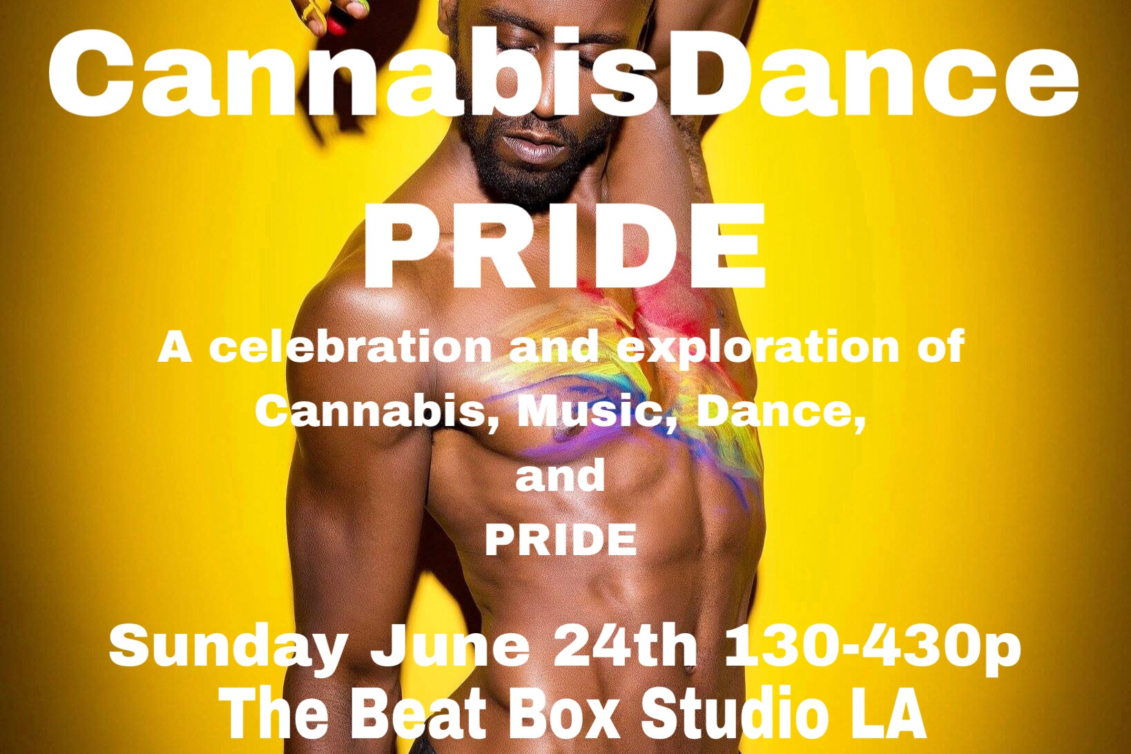 CannabisDANCE: PRIDE!