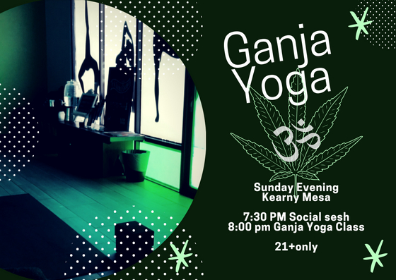 Sunday Evening Ganja Yoga
