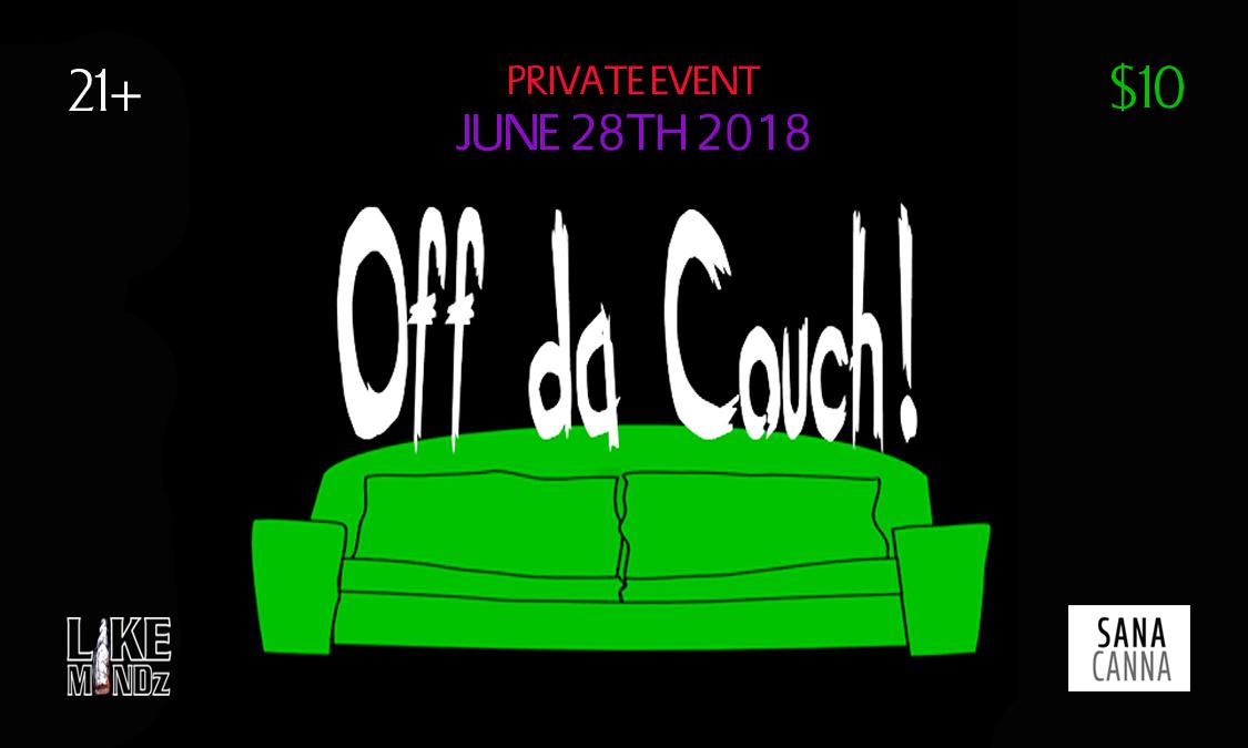 Off da Couch!