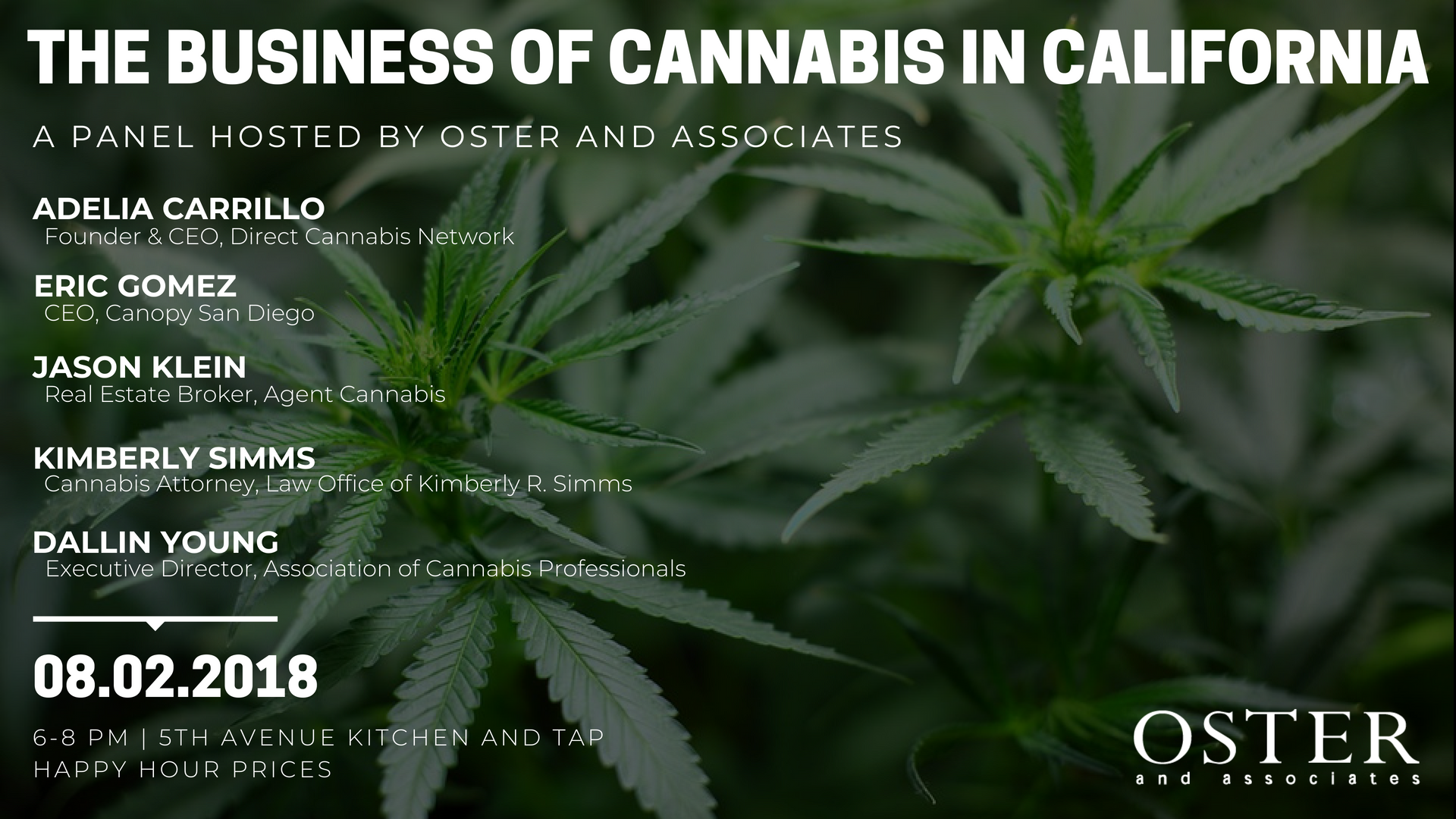 The Business of Cannabis in California