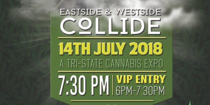 eastside westside collide cannabis expo