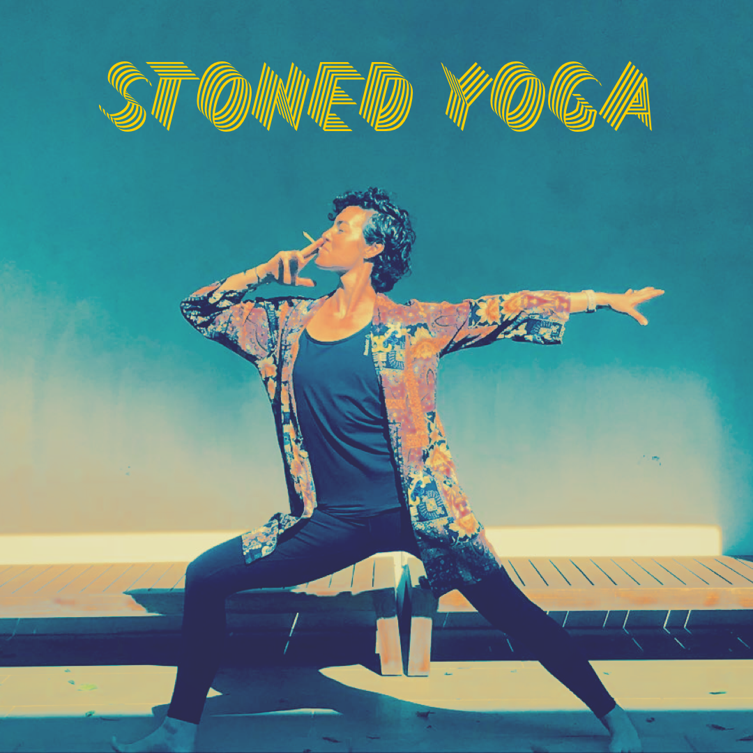 Stoned Yoga- CREATE