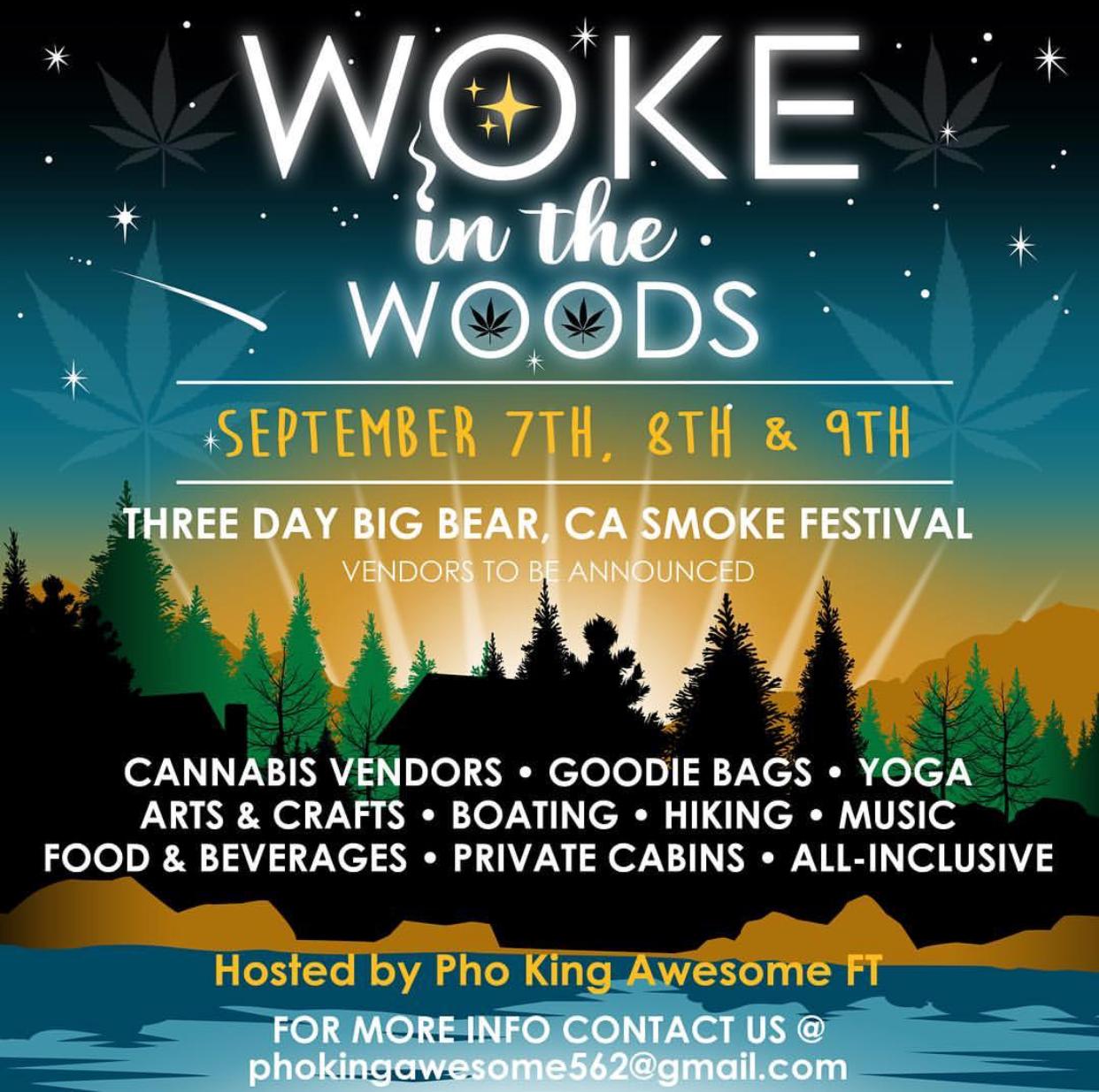 Woke in the Woods