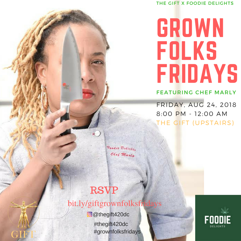 GROWN FOLKS FRIDAYS