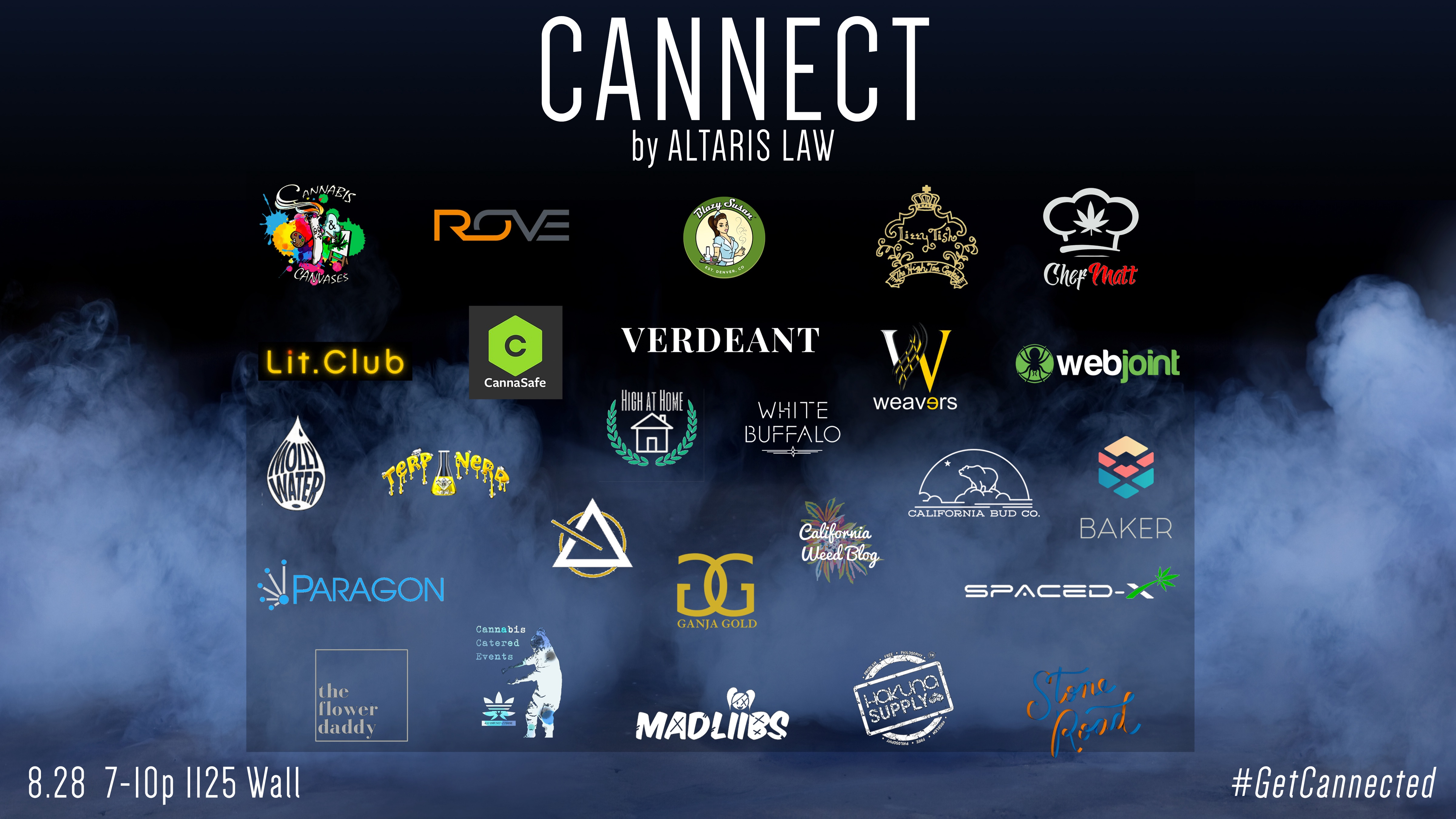 CANNECT Cannabis Networking Mixer