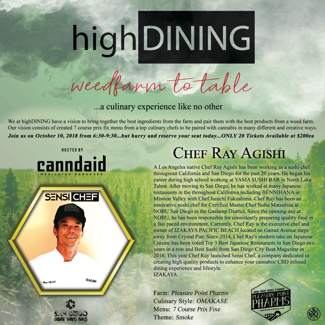 High Dining