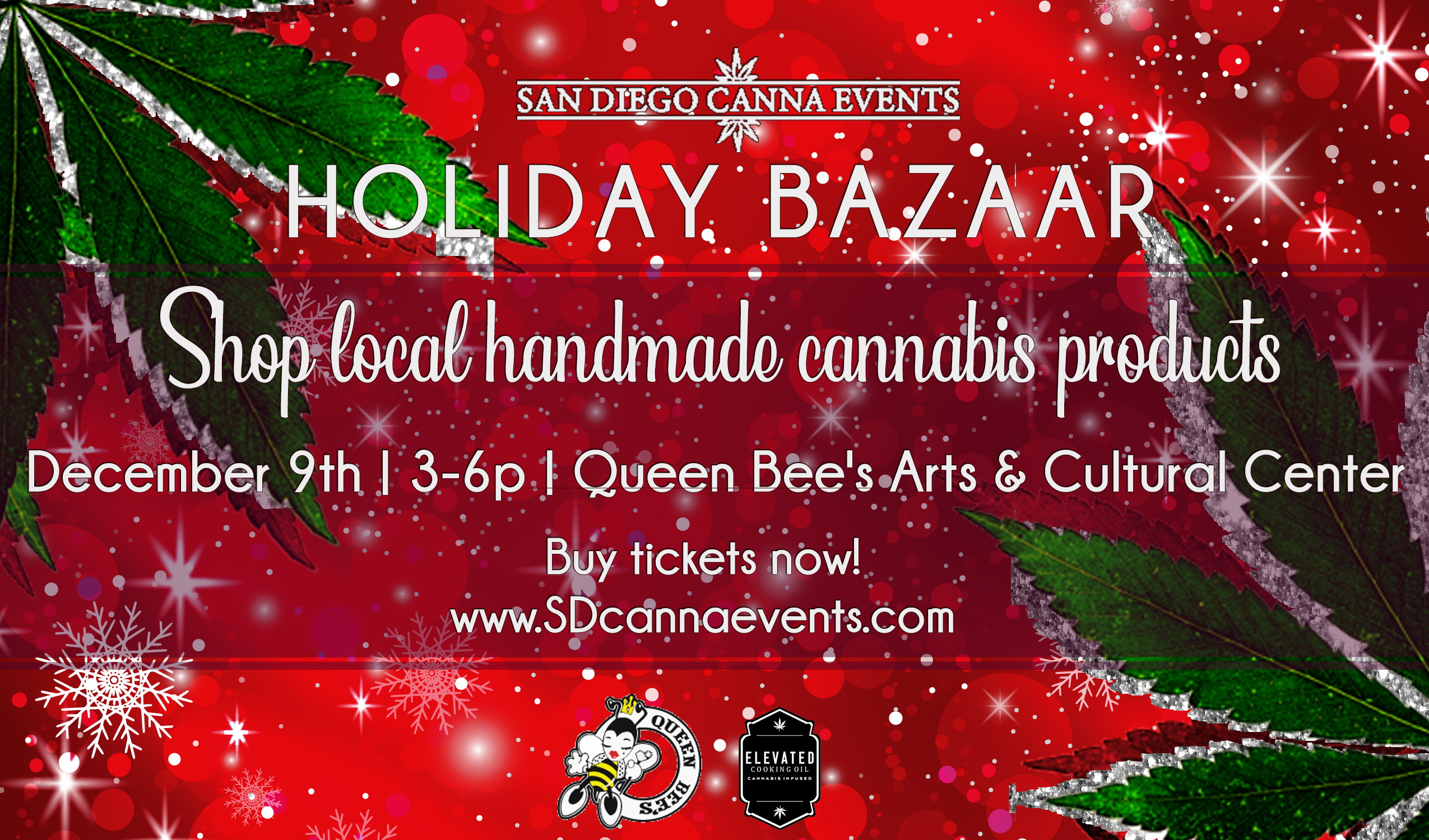 Holiday Cannabis Bazaar