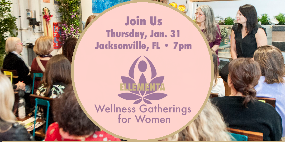 "Ellementa Jacksonville: ""A Woman's Guide to Cannabis"" for the New Year"