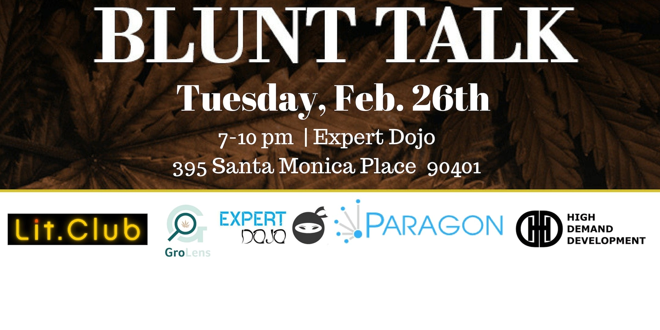 Blunt Talks Santa Monica