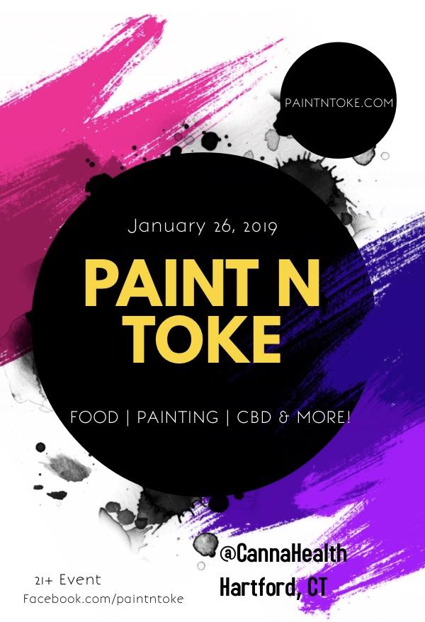 Paint n Toke Social