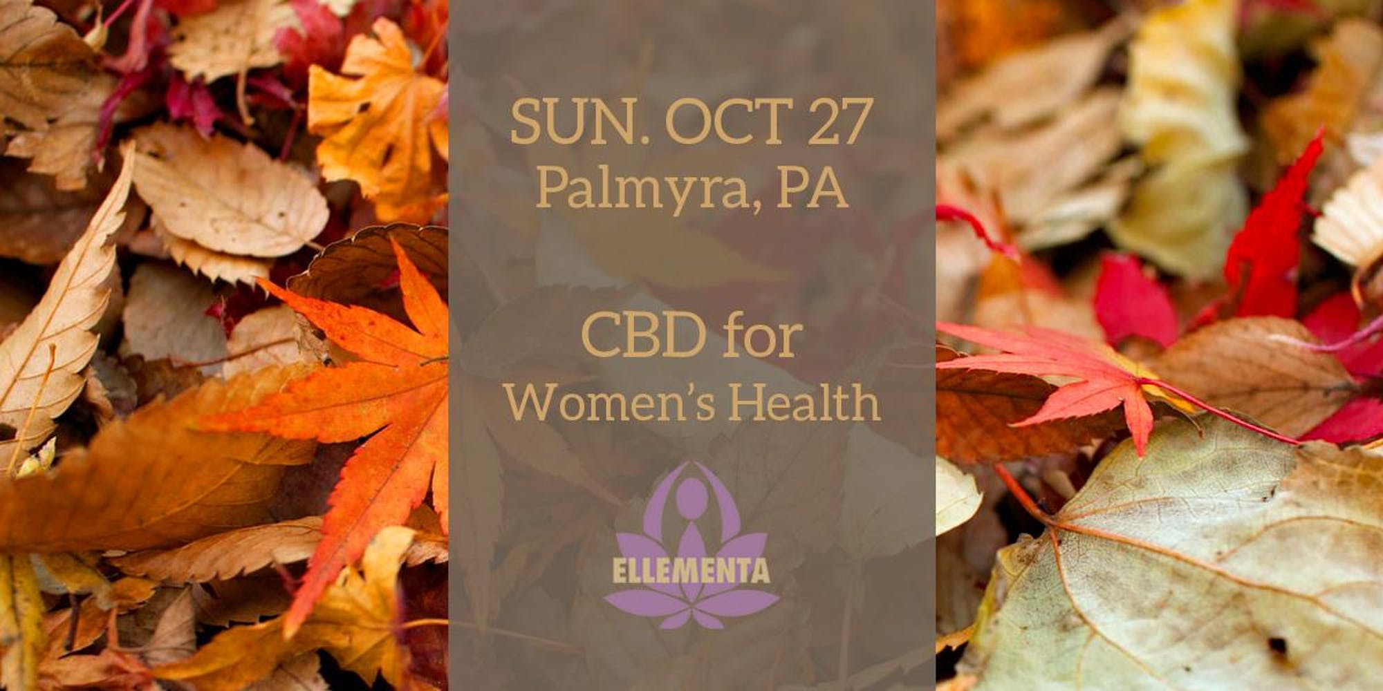 Ellementa Central PA: CBD for Women's Health