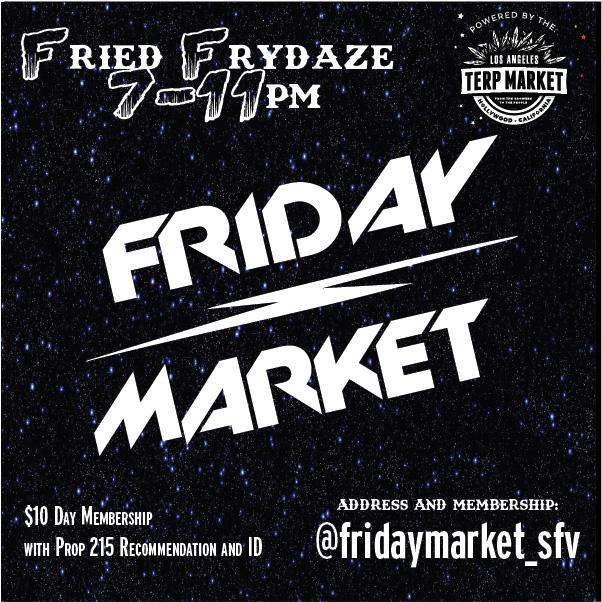 Friday Market Los Angeles Valley 10/18
