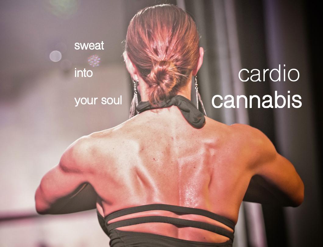 Cardio Cannabis 10/26