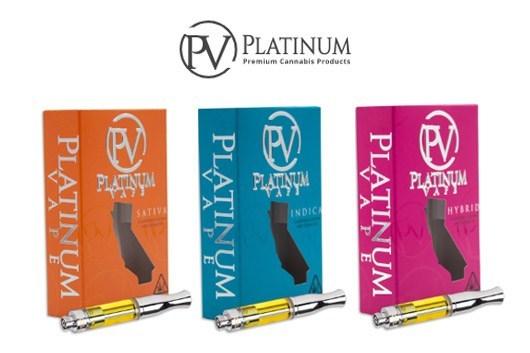 Platinum  Vape 4pm-7pm