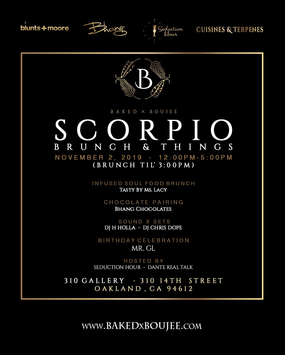 """Scorpio"" Brunch & Things Day Party"